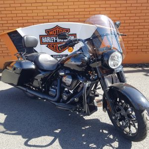 harley road king motor